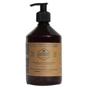 Savon Liquide certifié Bio, Senteur Verveine 500 ml