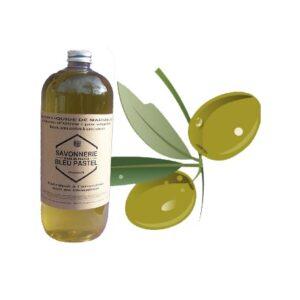 Savon Liquide certifié Bio, à l'huile d'Olive 1 Litre