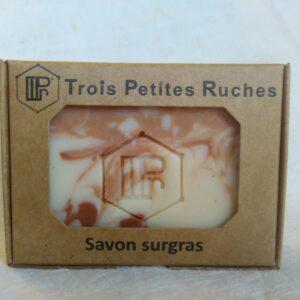Savon CUISSE de NYMPHE, savon/shampoing